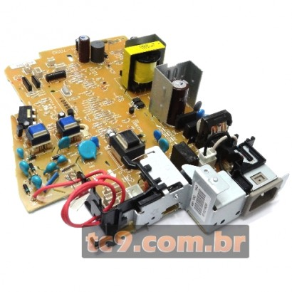 Placa Fonte HP LaserJet M1130   M1132   M1132MFP   M1212   M1212NF   RM1-7892-000CN   RM17892000CN   Original