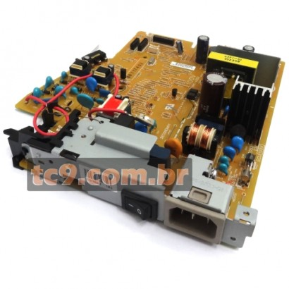 Placa Fonte HP LaserJet P1005 | P1006 | P1007 | P1008 | RM1-4601-000CN | RM1-4601-000 | RM14601000 | 110V | Original