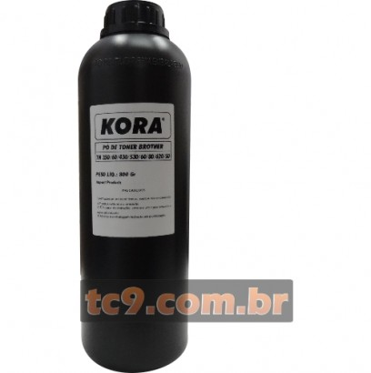 Refil de Toner Brother DCP-8060 | DCP-8065 | DCP-8070 | DCP-8080 | DCP-8085 | MFC-8860 | MFC-8870 | MFC-8890 | TN-580 | TN-620 | TN-650 | TN-2000 | 750g