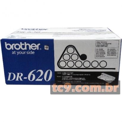 Unidade Fotocondutora Brother DCP-8070 | DCP-8080 | DCP-8085 | MFC-8480 | MFC-8680 | MFC-8890 | HL-5340 | HL-5350 | HL-5370 | DR620 | DR-620 | Original
