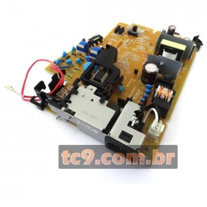Placa Fonte HP LaserJet P1102W   RM1-7595-000CN   RM1-7595-000   Original