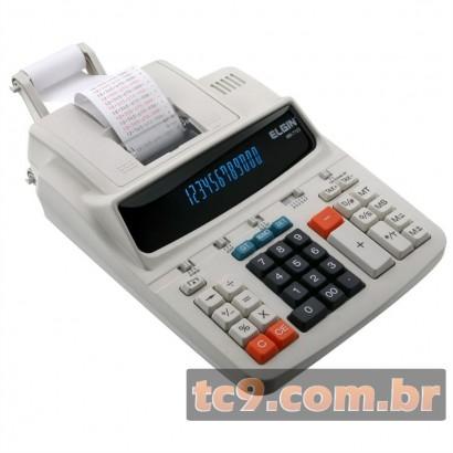 Calculadora de Mesa Elgin MB 7123 | MB7123 | 12 dígitos