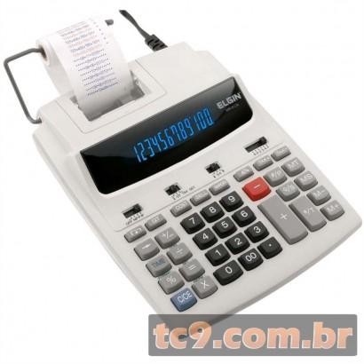 Calculadora de Mesa Elgin MR 6124 | MR6124 | 12 dígitos