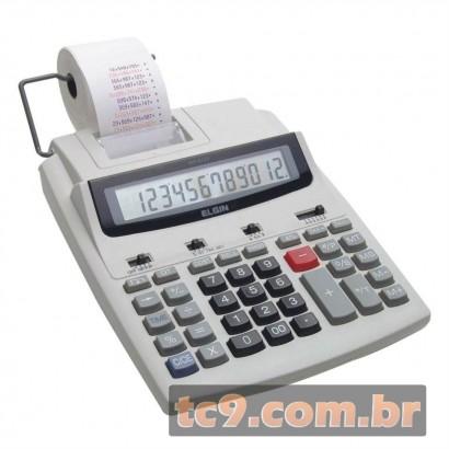 Calculadora de Mesa Elgin MR 6125 | MR6125 | 12 dígitos