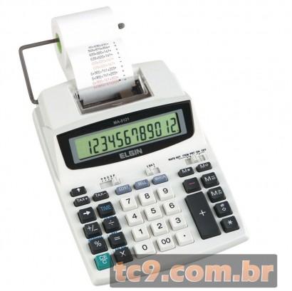 Calculadora Elgin MA5121 | Calculadora Eletrônica de Mesa