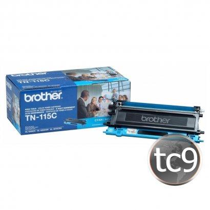 Cartucho de Toner Brother TN-115C | 115C | Ciano | Original