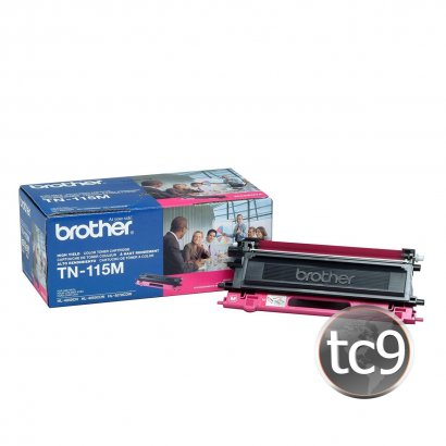 Cartucho de Toner Brother TN-115M | 115M | Magenta | Original