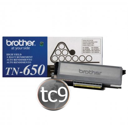 Cartucho de Toner Brother TN-580 | TN580 | DCP-8060 | DCP-8065 | HL-5240 | HL-5250 | MFC-8460 | MFC-8660 | MFC-8860 | MFC-8870 | Original