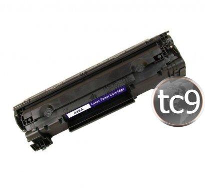 Cartucho de Toner HP CB436A | 436A | 36A | M1120 | M1522 | P1505 | Compatível