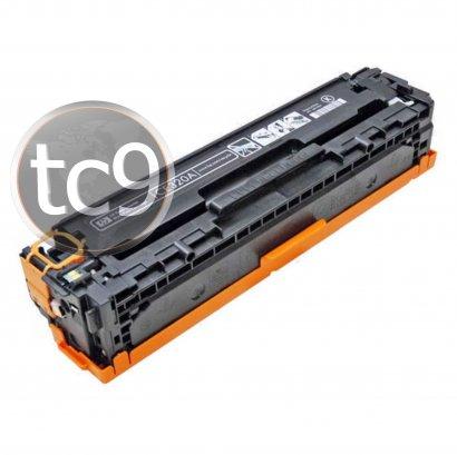 Cartucho de Toner HP CB540A | 40A | CE320A | CF210A | CP1215 | CP1518 | CM1312 | CM1515 | Preto | Compatível