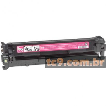Cartucho de Toner HP CB543A | 43A | CP1215 | CM1312 | Magenta | Compatível