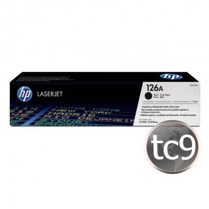 Cartucho de Toner HP CE310A | 310A | 126A | CP1025 | CP1025NW | M175A | M175NW | Preto | Original
