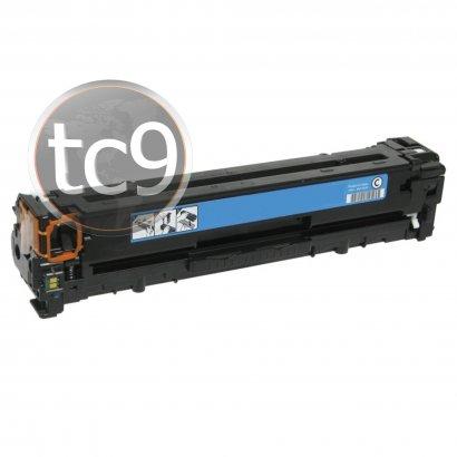 Cartucho de Toner HP LaserJet CP1525 | CM1415 | CE321A | 321A | 128A | Ciano | Compatível