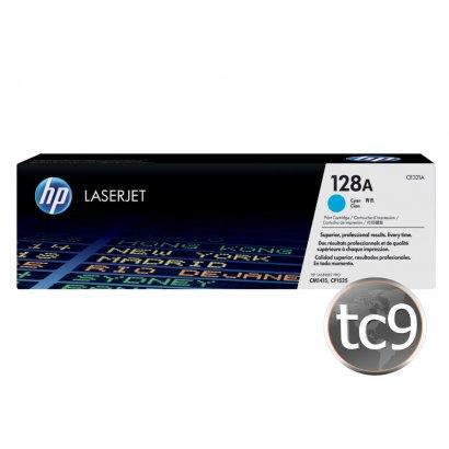 Cartucho de Toner HP LaserJet CP1525 | CP1525NW | CM1415 | CM1415FNW | CE321A | 321A | 128A | Ciano | Original