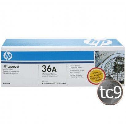 Cartucho de Toner HP LaserJet | M1120 | CB436A | 36A |  Original