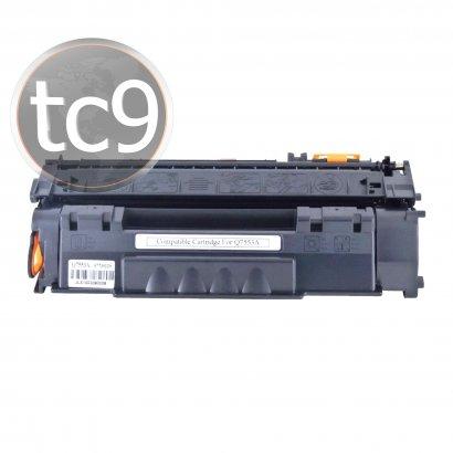Cartucho de Toner HP LaserJet Q7553A | 53A | P2014 | P2015 | M2727 | Compatível