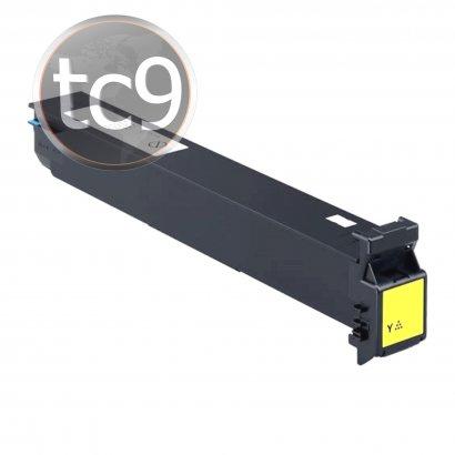 Cartucho de Toner Konica Minolta Bizhub C250   C250P   C252   C252P   8938-506   8938506   TN-210Y   TN210Y   Amarelo   Compatível