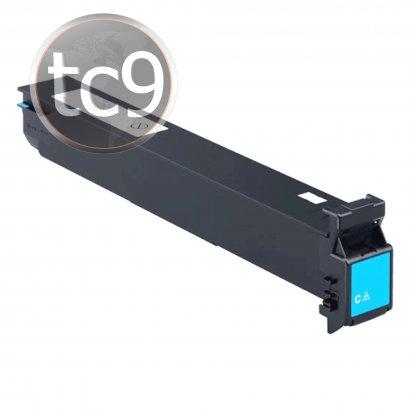 Cartucho de Toner Konica Minolta Bizhub C250   C250P   C252   C252P   8938-508   8938508   TN-210C   TN210C   Ciano   Compatível