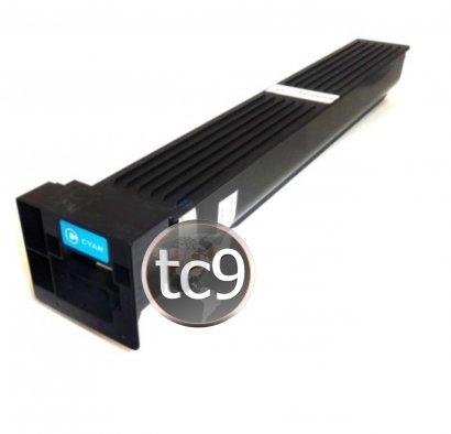 Cartucho de Toner Konica Minolta Bizhub C451 | C550 | C650 | A070430 | TN611C | TN-611C | Ciano | Compatível