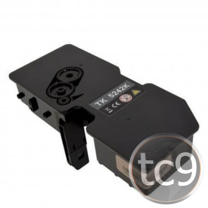 Cartucho de toner Kyocera M5526 | M5526CDN | M5526CDW | P5026 | P5026CDN | P5026CDW | TK5242BK | Compativel