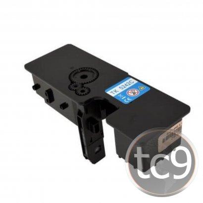 Cartucho de toner Kyocera M5526 | M5526CDN | M5526CDW | P5026 | P5026CDN | P5026CDW | TK5242C | Compativel