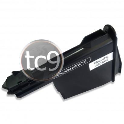Cartucho de Toner Kyocera TK1120 | TK1122 | TK1123 | TK1124 | FS1160 |  FS1025MFP | FS1125MFP | 2.3k | Compatível