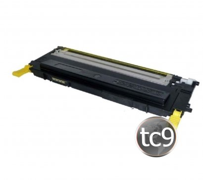 Cartucho de Toner Samsung CLP-310   CLP-315   CLX-3170   CLX-3175   CLT-Y409S   Amarelo   Compatível