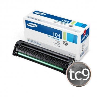 Cartucho de Toner Samsung MLT-D104S | 104 | ML-1665 | ML-1860 | ML-1861 | ML-1865 | ML-1865W | SCX-3200 | SCX-3205W | Original