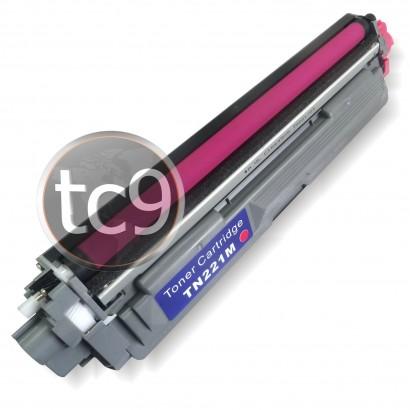 Cartucho Toner Brother HL-3140   HL-3170   DCP-9020   MFC-9130   MFC-9330   MFC-9020   MFC-9130   TN221M   TN225M   TN245M   TN255M   TN265M   TN285M   MAGENTA   Compatível