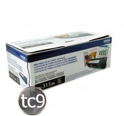 Cartucho Toner Brother HL-4150 | HL-4570 | MFC-9460 | MFC-9560 | MFC-9970 | TN-315 | TN-315BK | TN315BK | Original