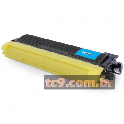 Cartucho Toner Brother MFC-9010 | MFC-9120 | MFC-9125 | MFC-9320 | HL-3040 | HL-3070 | HL-3075 | TN-210C | TN210C | Ciano | Compatível