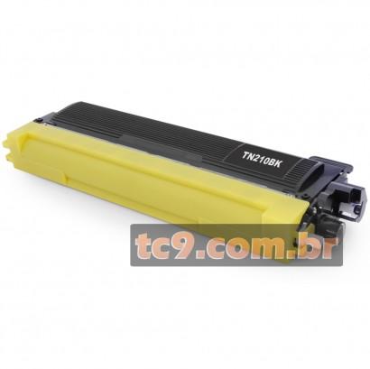 Cartucho Toner Brother MFC-9010 | MFC-9120 | MFC-9125 | MFC-9320 | HL-3040 | HL-3070 | HL-3075 | TN-210K | TN210K | Preto | Compatível