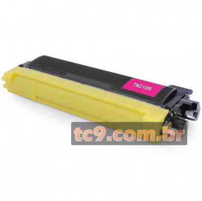 Cartucho Toner Brother MFC-9010 | MFC-9120 | MFC-9125 | MFC-9320 | HL-3040 | HL-3070 | HL-3075 | TN-210M | TN210M | Magenta | Compatível