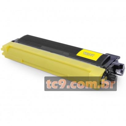Cartucho Toner Brother MFC-9010 | MFC-9120 | MFC-9125 | MFC-9320 | HL-3040 | HL-3070 | HL-3075 | TN-210Y | TN210Y | Amarelo | Compatível