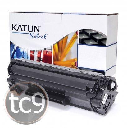 Cartucho Toner HP 35A | 36A | 85A | P1005 | P1102 | P1102W | P1505 | P1505 | M1120 | M1132 | M1212 | M1522 | Katun