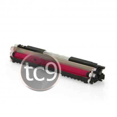 Cartucho Toner HP CF353A | 130A | M176 | M177 | M176N | M177FW | Magenta | Compatível