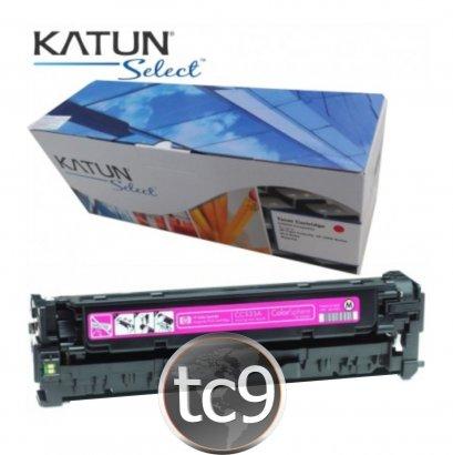 Cartucho Toner HP Color LaserJet CP2020 | CP2025 | CM2320 | CC533A | 533A | Magenta | Katun