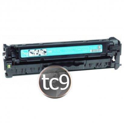 Cartucho Toner HP Color M351 | M451 | M475 | CP2025 | CM2320 | CC531A | CE411A | 305A | Ciano | Compatível