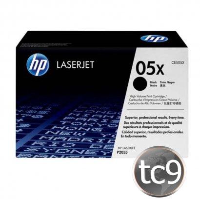 Cartucho Toner HP LaserJet P2055 | P2055D | P2055DN | CE505X | 05X | Original