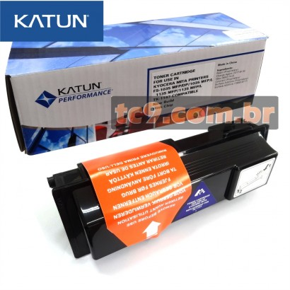 Cartucho Toner Kyocera FS-1035 | FS-1135 | TK-1147 | TK1147 | M2035 | Katun Performance