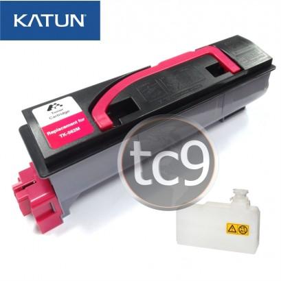 Cartucho Toner Kyocera Mita FS-C5300 | FS-C5300DN | FS-C5350 | FS-C5350DN | TK-562M | TK562M | Magenta | Katun Performance