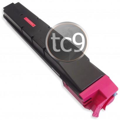 Cartucho Toner Kyocera Taskalfa 4550 | 4551 | 5550 | 5551 | TK-8507 | Magenta | Compatível