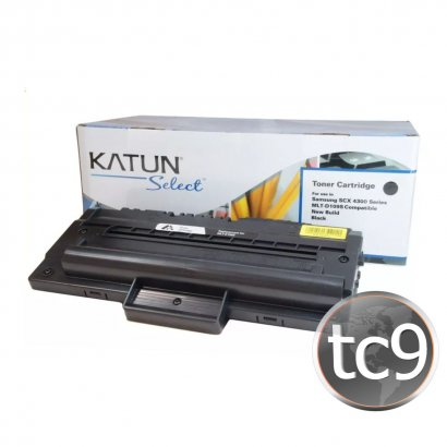 Cartucho Toner Samsung SCX-4300 | SCX 4300 | MLT-D109S | MLTD109S | Katun