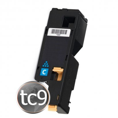Cartucho Toner Xerox Phaser 6000 | 6010 | WorkCentre 6015 | 106R01631 | Ciano | Compatível