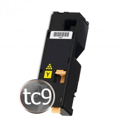 Cartucho Toner Xerox Phaser 6000 | 6010 | WorkCentre 6015 | 106R01633 | Amarelo | Compatível