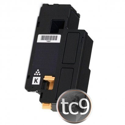 Cartucho Toner Xerox Phaser 6000 | 6010 | WorkCentre 6015 | 106R01634 | Preto | Compatível