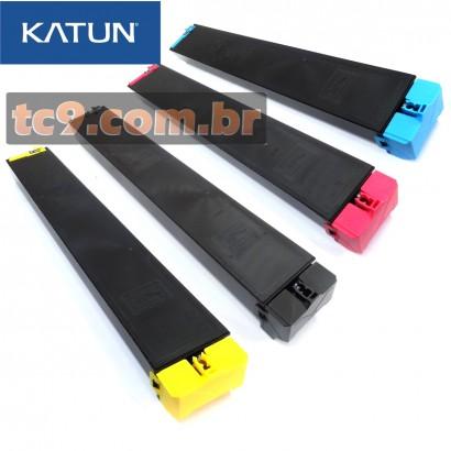 Cartuchos Toner Sharp MX-2610 | MX-2640 | MX-3110 | MX-3140 | MX-3610 | MX-3640 | MX-36NT | Katun Business Color
