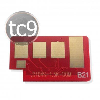 Chip de Toner Samsung ML-1660 | ML-1665 | ML-1860 | ML-1861 | ML-1865 | ML-1866 | ML-1867 | SCX-3200 | SCX-3205 | 1.500 pag