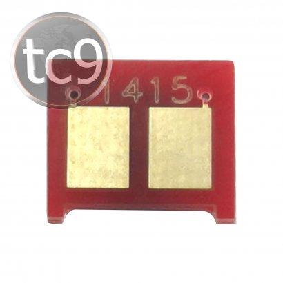 Chip HP LaserJet CE321A | 321A | 128A | CM1415 | CM1415FN | CP1525 | CP1525FN | Ciano
