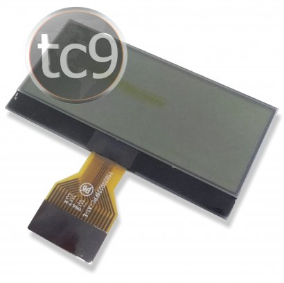 Display | LCD | Visor Brother DCP-8080 | DCP-8085 | MFC-8480 | MFC-8680 | MFC-8880 | MFC-8881 | MFC-8890 | A62006001 | LG6550001 | LF9709001